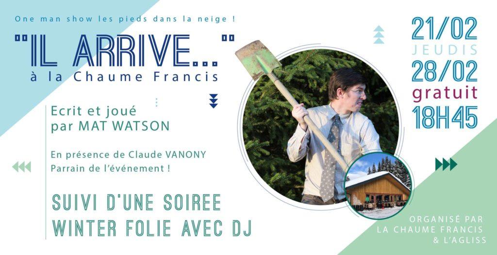 La Chaume Francis, Gérardmer - Mat Watson
