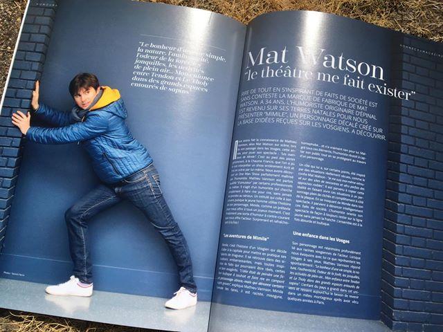 Mat Watson - Le Honeck Magazine