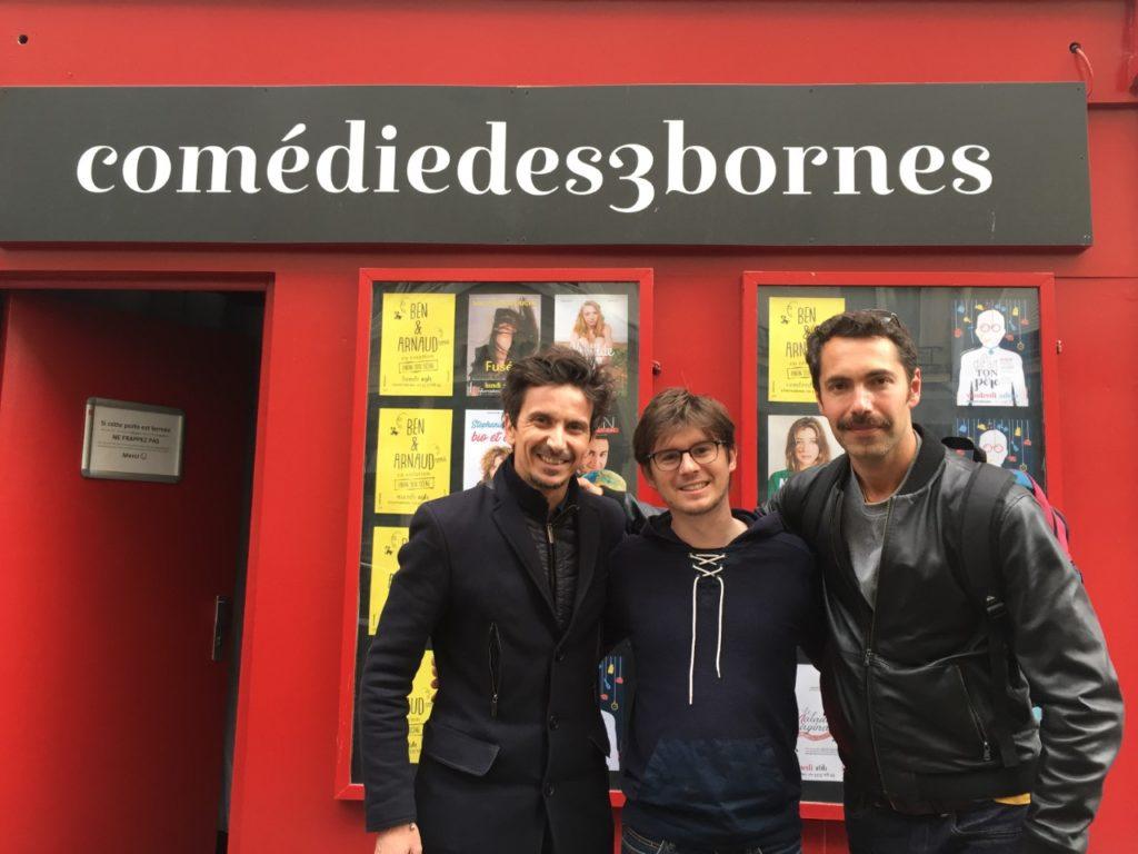 Comédie des 3 bornes, spectacle Les Aventures de Mimile - Mat Watson
